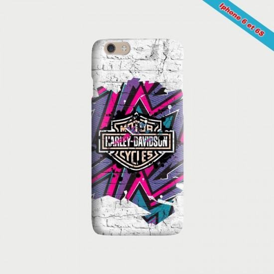 Coque iphone 5C Fan du logo...