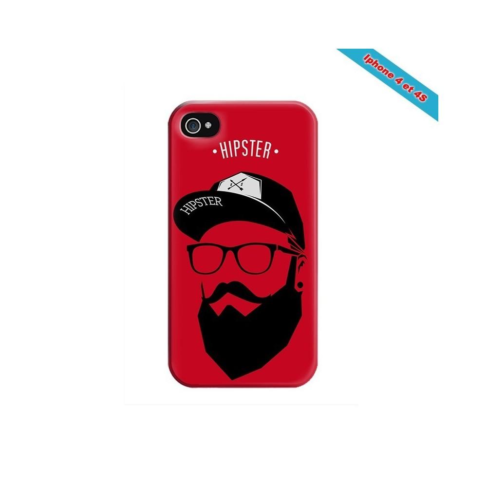 Coque Galaxy S4 Mini gros bras Fan de Boom beach