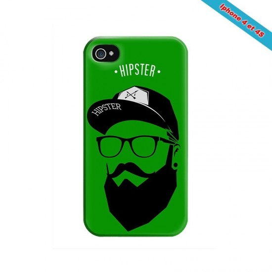 Coque Galaxy S4 Mini hammerman Fan de Boom beach