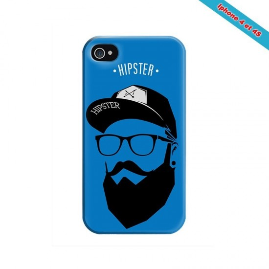 Coque Galaxy S4 Mini infirmier Fan de Boom beach