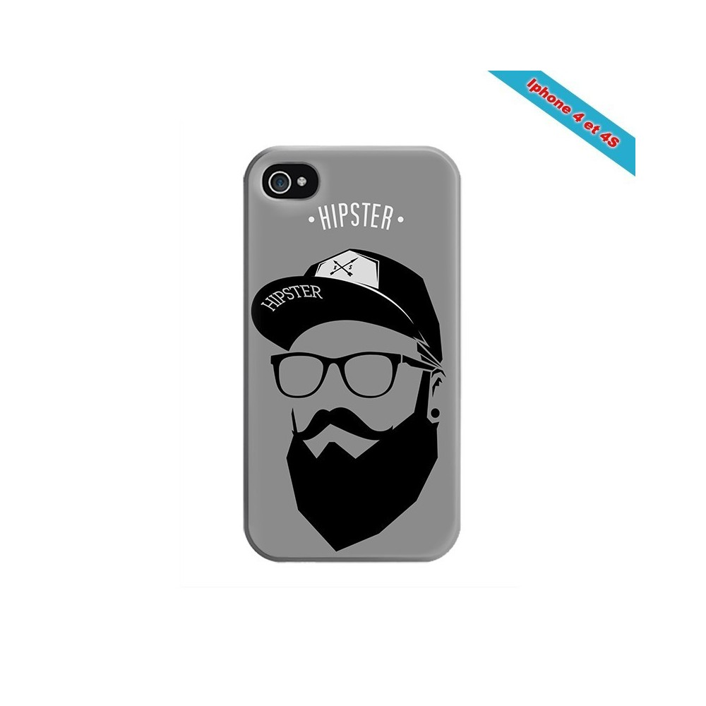 Coque Galaxy S4 Mini mister T Fan de Boom beach