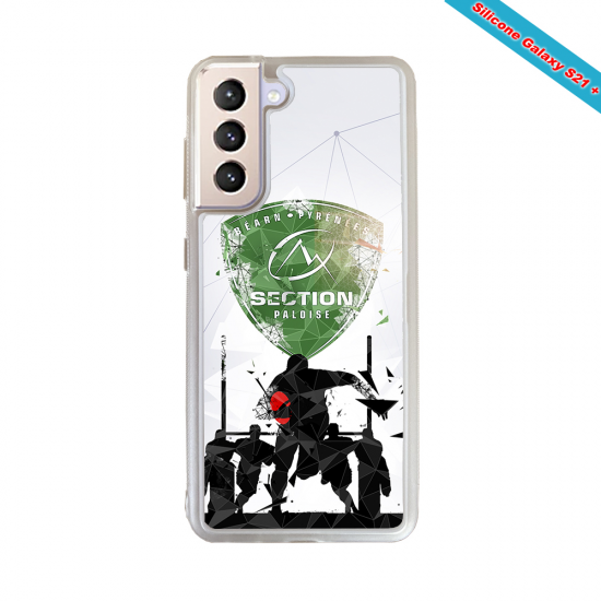 Coque Silicone Galaxy S6...