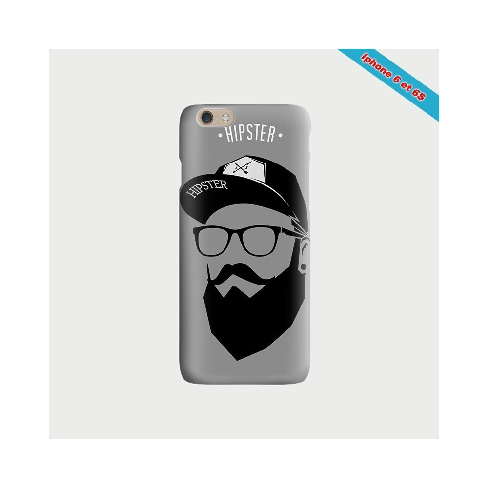 Coque Galaxy S6 mister T Fan de Boom beach