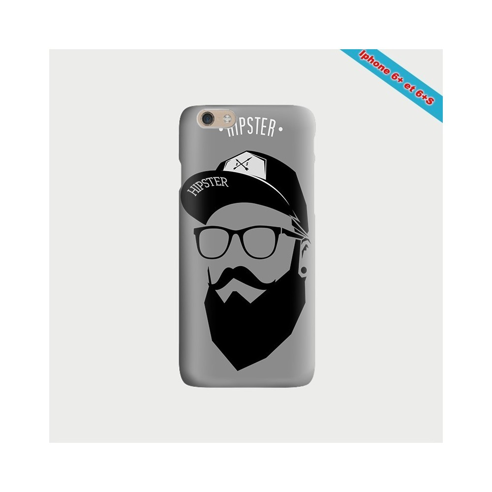 Coque Galaxy S6 gros bras Fan de Boom beach