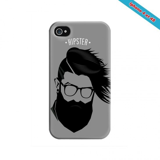 Coque Galaxy Note 2 gros bras Fan de Boom beach