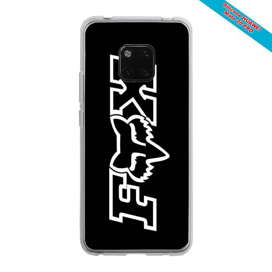 Coque Silicone Note 8 skull...