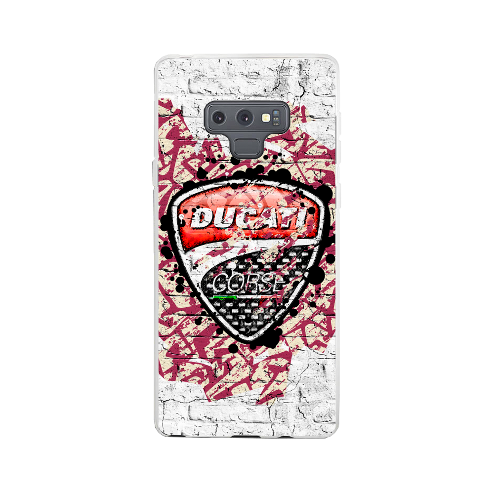 Coque silicone Iphone XR Yamaha version Tache