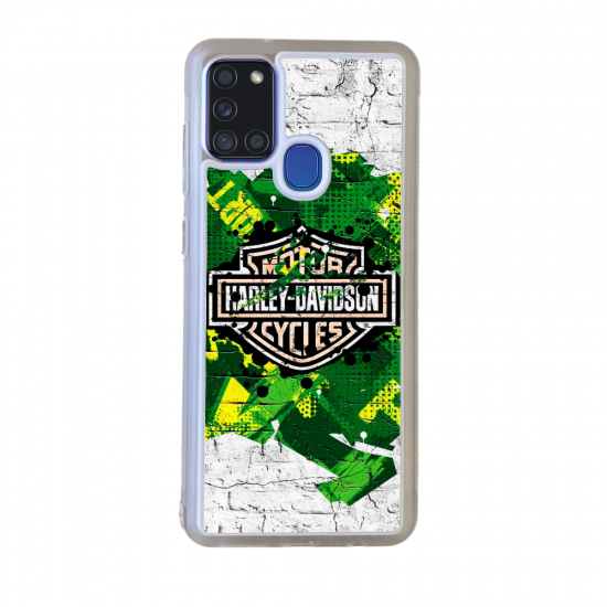 Coque silicone verte Iphone...