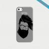 Coque Galaxy S6 EDGE gros bras Fan de Boom beach