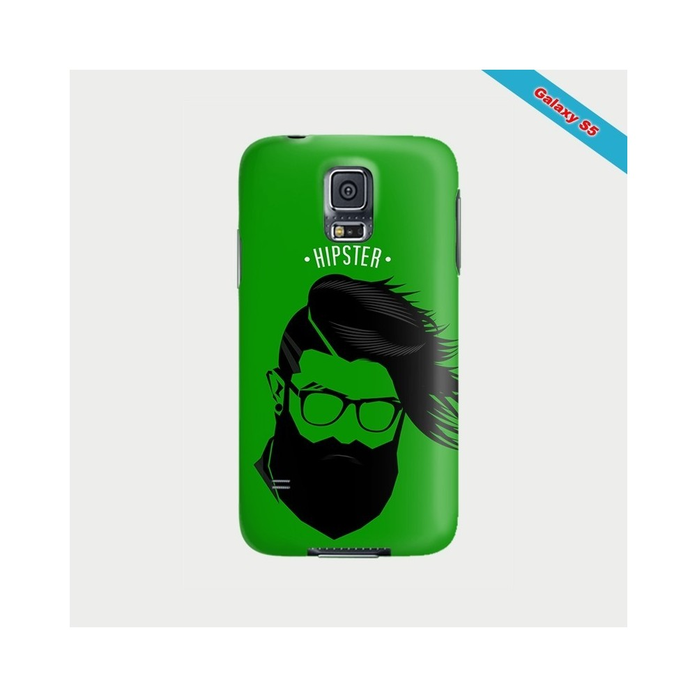 Coque Galaxy S5 Mini guerrier Fan de Boom beach