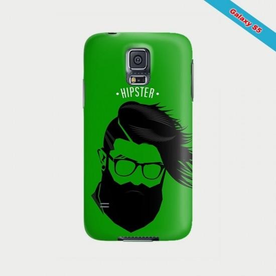 Coque Galaxy S5 Mini guerrier Fan de Boom beach