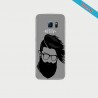 Coque Galaxy S5 Mini tank Fan de Boom beach