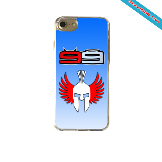 Coque silicone Huawei P30 Hipster 1 coupe fun