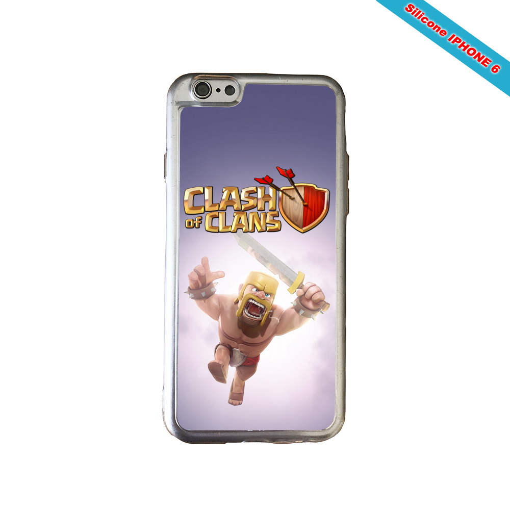 Coque silicone Iphone 11 logo BMW