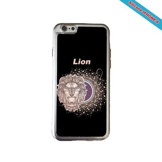 Coque silicone verte Iphone 11 Hipster Casquette