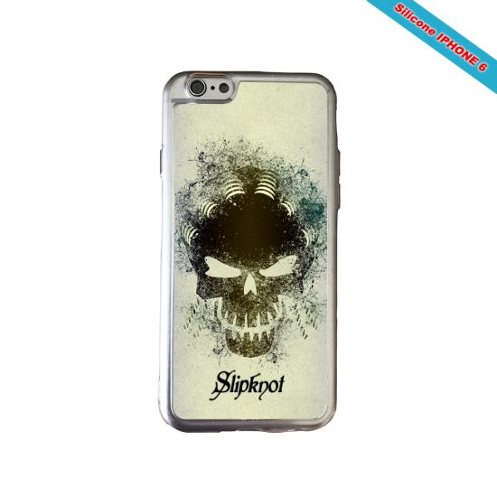 Coque silicone Iphone 11...