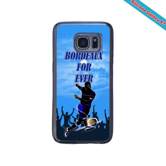 Coque Silicone Galaxy S7...