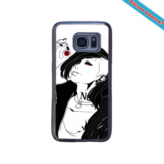 Coque Silicone Galaxy S8...