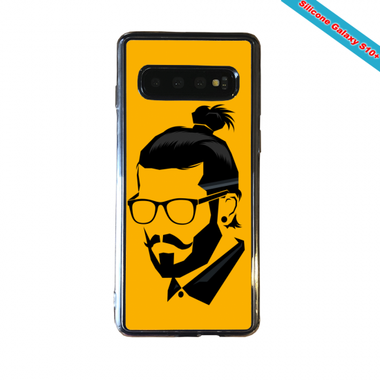 Coque iphone SE diable...