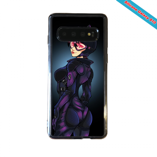 Coque silicone Huawei P8...