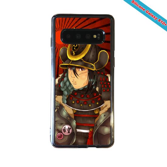 Coque silicone Huawei P8 Fan d'Overwatch Torbjörn super hero