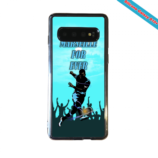 Coque silicone Huawei P8 Fan d'Overwatch Moira super hero
