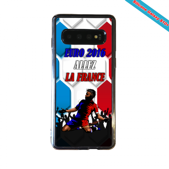 Coque silicone Huawei P8 Fan d'Overwatch Mei super hero