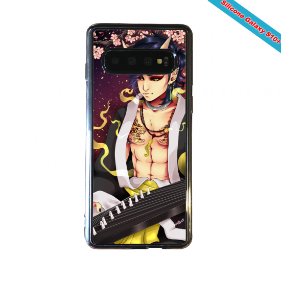 Coque silicone Huawei P8 Fan d'Overwatch Doomfist super hero