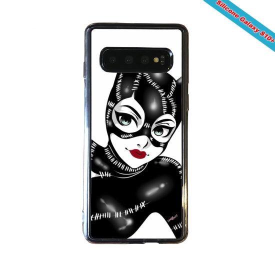Coque silicone Huawei P8 Fan d'Overwatch Baptiste super hero