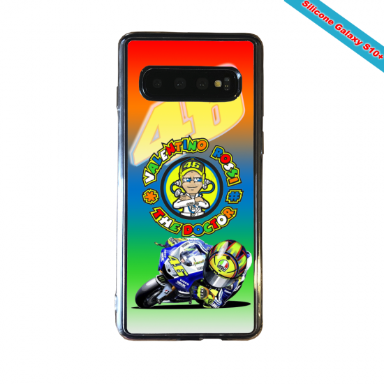 Coque silicone Huawei P8 Fan d'Overwatch Ange super hero