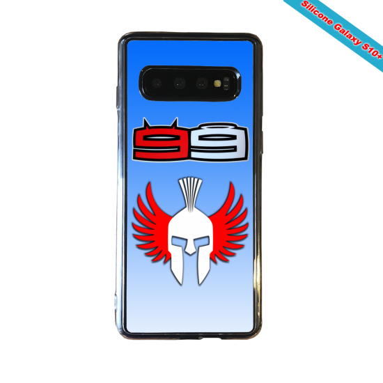 Coque silicone Huawei P8 Fan de Rugby Toulouse fury