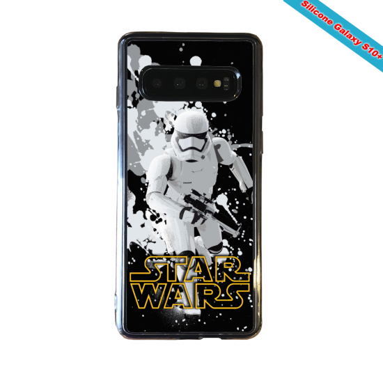 Coque silicone Huawei P8 Fan de Rugby Castres fury