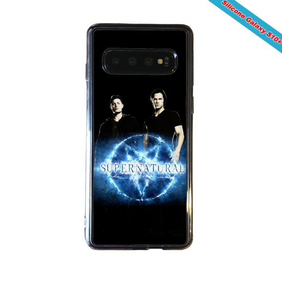 Coque silicone Huawei P8 Fan de Rugby Brive fury
