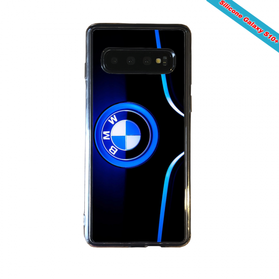 Coque silicone Huawei P8 Panda avec des coeurs