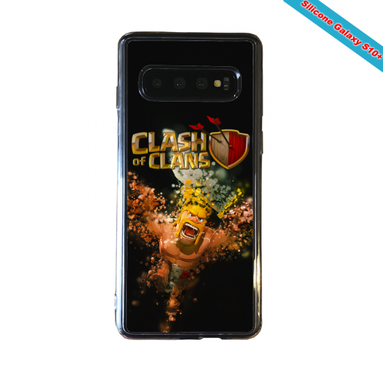 Coque silicone Huawei P8 Fan de Ligue 1 Metz splatter