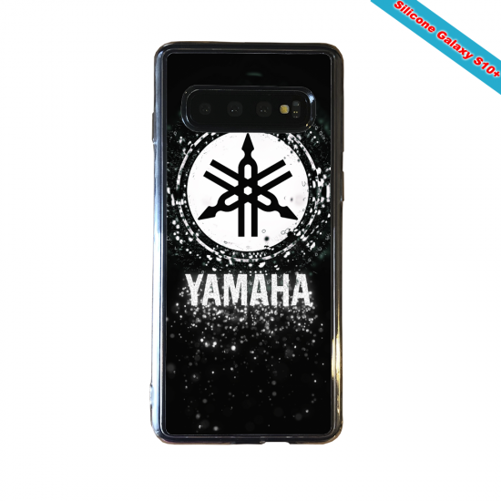 Coque silicone Huawei P8 Fan de Ligue 1 Marseille splatter