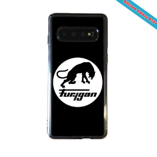 Coque silicone Huawei P8 Fan de Ligue 1 Lille splatter