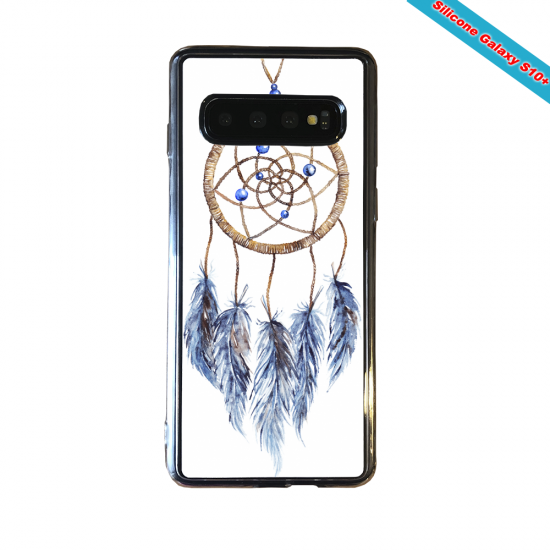Coque silicone Huawei P8 Fan de Ligue 1 Paris cosmic