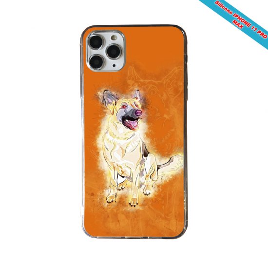 Coque iphone 4/4S signe du zodiaque Gemeaux