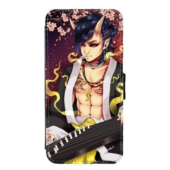 Coque silicone Huawei P10 Fan d'Overwatch Mei super hero