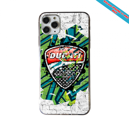 Coque Galaxy S8 Fan du logo...