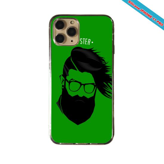 Coque Galaxy S4Mini signe du zodiaque Lion