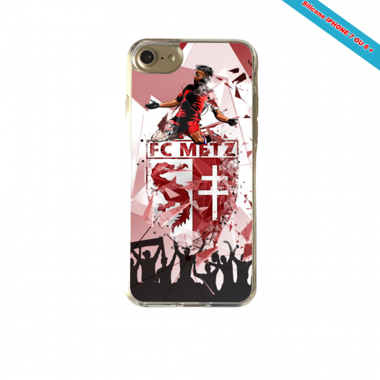 Coque silicone Iphone 11 pro Max Fan de Cyril Hanouna