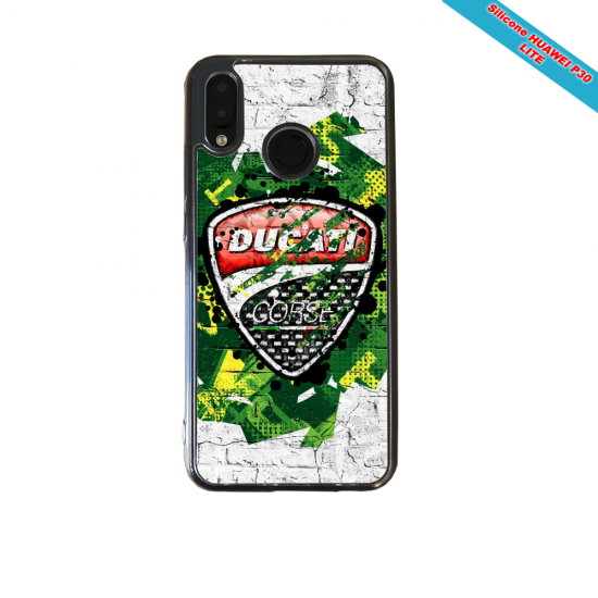 Coque iphone 5C Fan de Yamaha version Space