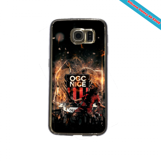 Coque silicone Huawei P10 PLUS Fan d'Overwatch Fatale super hero