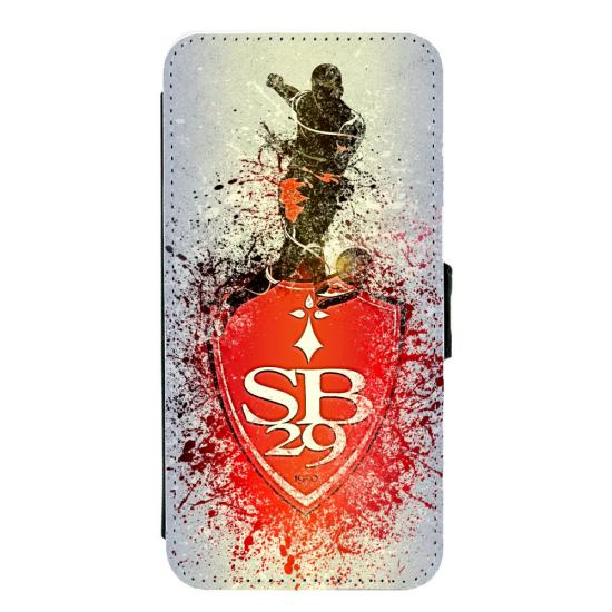 Coque silicone Iphone XR verre trempé Fan d'Overwatch Brigitte super hero