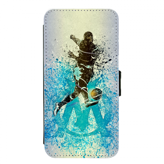 Coque silicone Iphone XR verre trempé Fan d'Overwatch Ange super hero