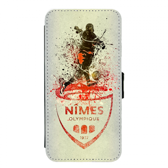 Coque silicone Iphone XR verre trempé Fan de Rugby Racing 92 fury