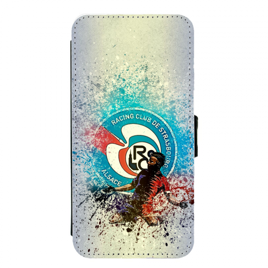 Coque silicone Iphone XR verre trempé Fan de Rugby Clermont fury