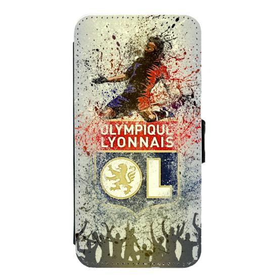 Coque silicone Iphone XR verre trempé Fan de Ligue 1 Toulouse cosmic